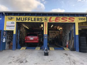 Mufflers 4 Less shop pics 2-6-18-133