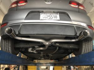 Mufflers 4 Less shop pics 2-6-18-149
